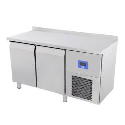 ÖZTIRYAKILER - Ta 260 Lmv Çift İnox Kapı Yatay Tip Buzdolabı