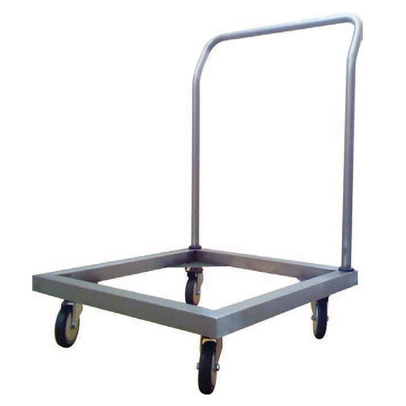 Öztiryakiler Kulplu Basket Taşıma Arabası, 60x60x85 cm