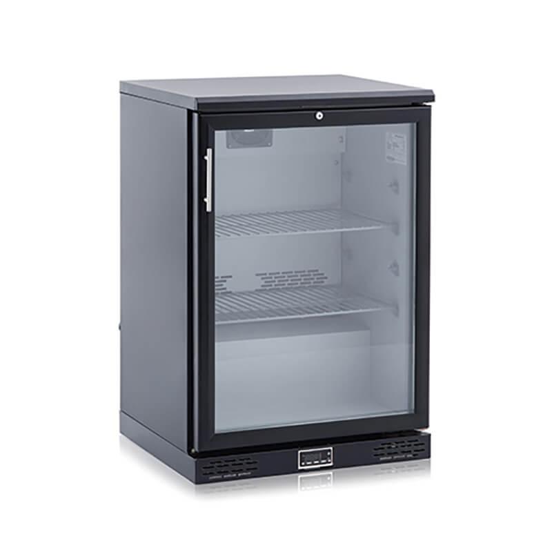 Crystal CBM 150 Şişe Soğutucu, Tek Kapılı, 130 Litre