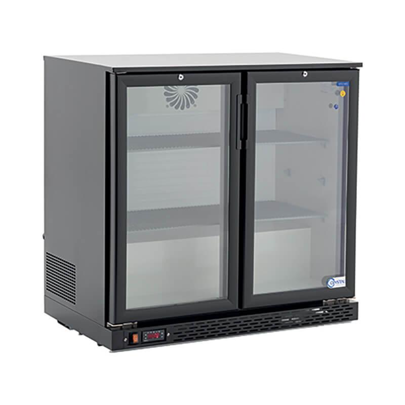 Crystal CBM 250 Şişe Soğutucu, 2 Kapılı, 210 Litre, Inox