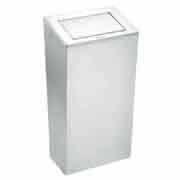Dayco - Dayco İtme Kapak Çöp Kovası 38 Lt (1)