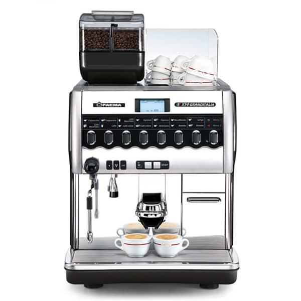 Faema Süper Otomatik Espresso Makinesi, Granditalia MilkPS X54