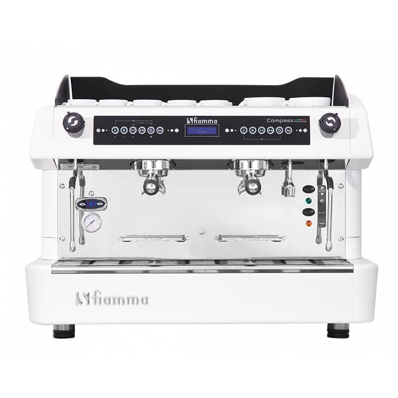 Fiamma Compass 2 DB TC Espresso Kahve Makinesi