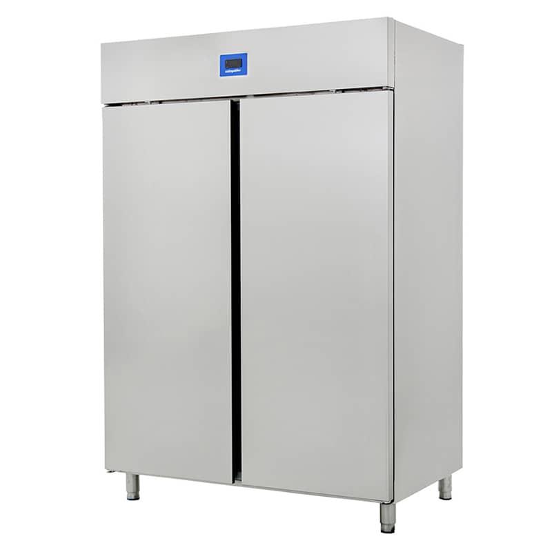 Öztiryakiler Çift Inox Kapı Dik Tip Buzdolabı, Ekonomik, Gn 1200 Ntv Model