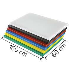 GNÇ - Gnç Polietilen Levha, Kesme Tahtası, 4 cm Kalınlık, 60x160 cm (1)