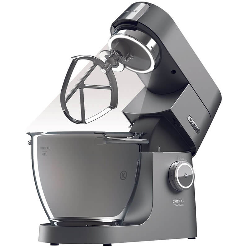 Kenwood Chef XL Titanium 6,7 L Mutfak Şefi, 1700 W, KVL8300S