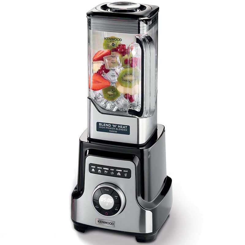 Kenwood Isıtıcı Power Blender, 3 L, 1500 W, BLM92.920SS