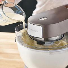 Kenwood - Kenwood Major Dondurma Makinesi Aparatı, AT957A (1)