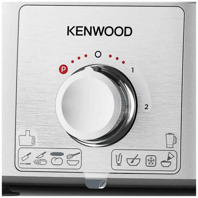 Kenwood Multipro Express Mutfak Robotu, 3 L, 1000 W, FDP65.820SI