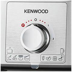 Kenwood Multipro Express Mutfak Robotu, 3 L, 1000 W, FDP65.820SI - Thumbnail