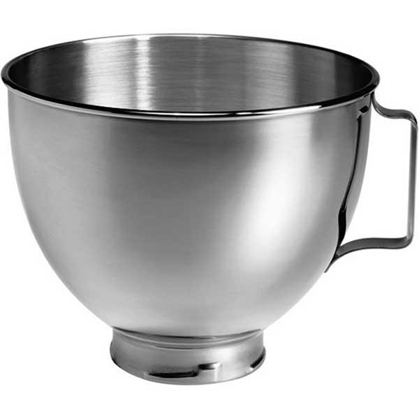 Kitchenaid 4,3 L Paslanmaz Çelik Kase Aksesuarı - 5K45SBWH
