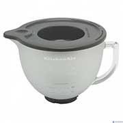 Kitchenaid - KitchenAid 4,8 L Buzlu Cam Kase - 5K5GBF (1)