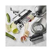 KitchenAid İnce Sebze Kesme Aksesuarı - 5KSMSCA - Thumbnail