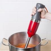 KitchenAid Profesyonel Serisi, Kırmızı El Blender - 5KHBC212 - Thumbnail