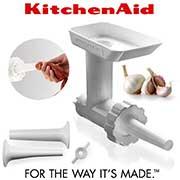 KitchenAid Sucuk/ Sosis Yapma Aksesuarı - 5KSMSSA - Thumbnail