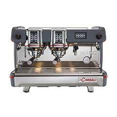 La Cimbali - La Cimbali M 100 Attiva Tam Otomatik Espresso Kahve Makinesi, 2 Gruplu (1)
