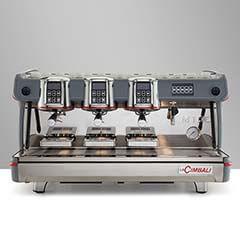 La Cimbali - La Cimbali M 100 Attiva Tam Otomatik Espresso Kahve Makinesi, 3 Gruplu (1)