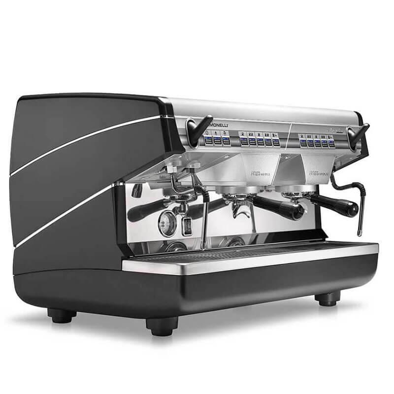 Nuova Simonelli Appia 2VT Espresso Kahve Makinesi, Tall Cup, 2 Gruplu