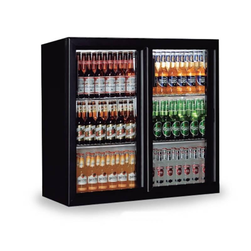 Öztiryakiler 2 Sürgülü Kapılı 201 Litre Bar Buzdolabı, Elect Model