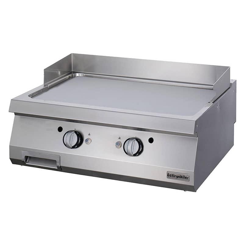 Öztiryakiler Gazlı Grill Plate, Düz, 80x70x30 cm, OGG 8070