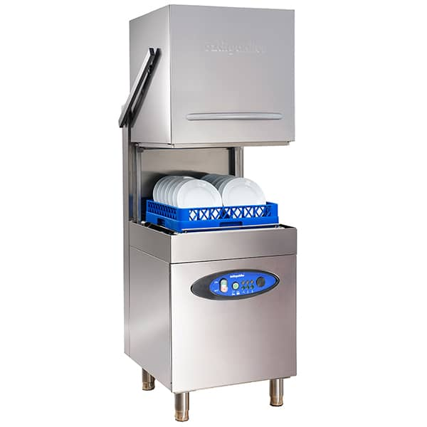 Öztiryakiler Giyotin Tip Bulaşık Yıkama Makinesi Sanayi Tipi OBO 1000 EKO