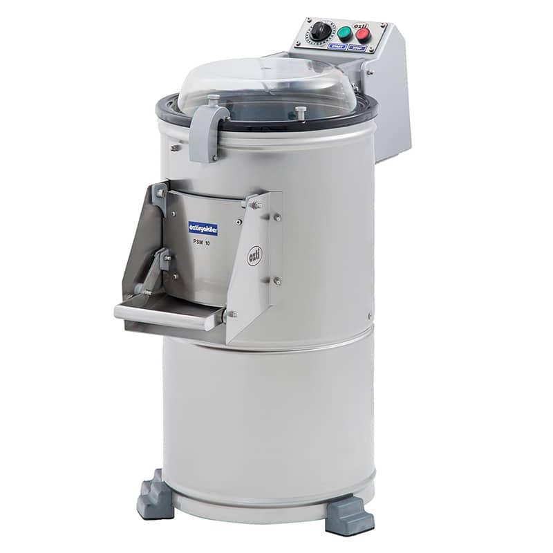 Öztiryakiler Patates Soyma Makinesi, 10 kg, PSM 10 MF