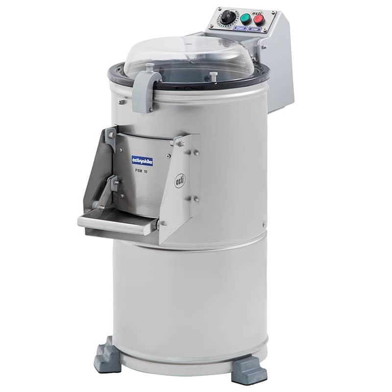 Öztiryakiler Patates Soyma Makinesi, 10 kg, PSM 10 TF