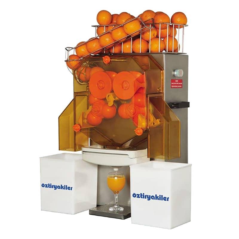 Öztiryakiler Portakal Sıkma Makinesi