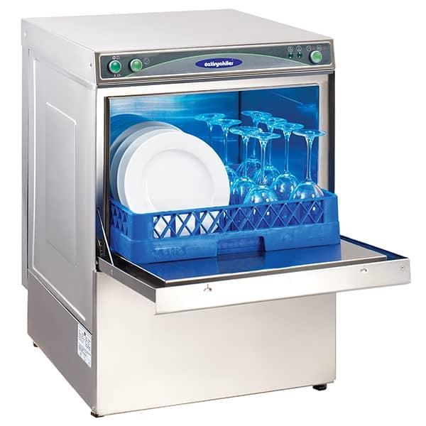 Öztiryakiler Sanayi Tipi Bulaşık Yıkama Makinesi, Oby 500 Et
