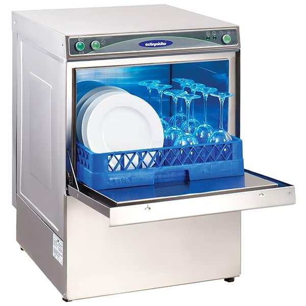 Öztiryakiler Sanayi Tipi Bulaşık Yıkama Makinesi, Oby 500 Plus