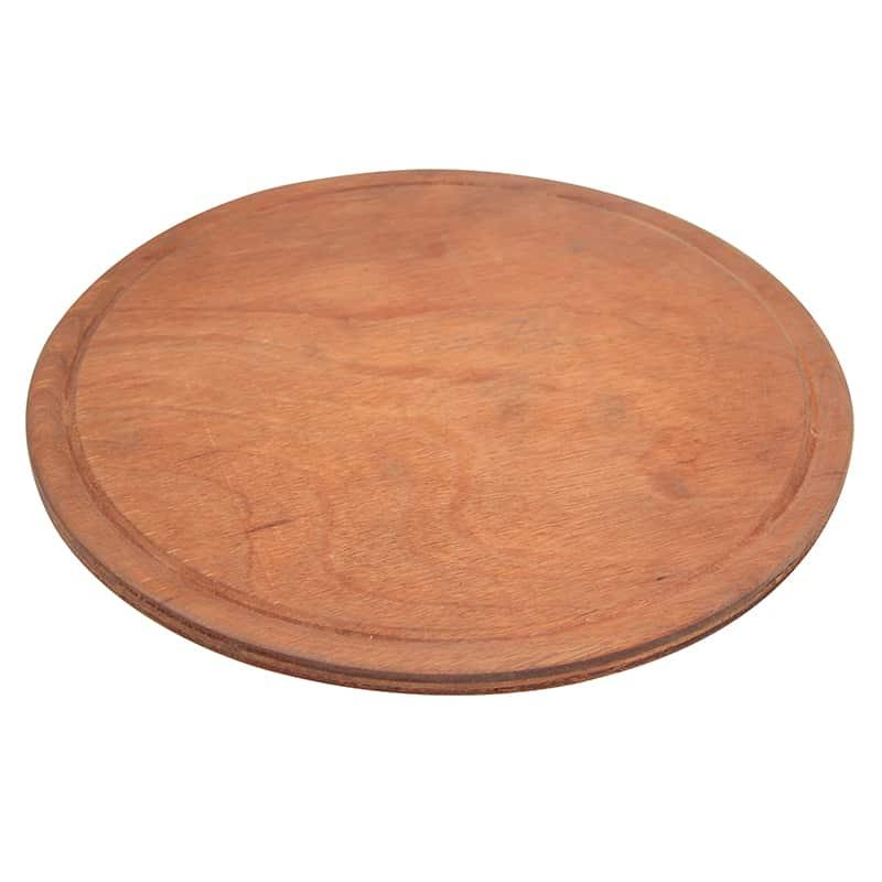 Öztiryakiler Tahta Pizza Tabağı, 30 cm