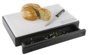 Yelkar - Polietilen Çekmeceli Ekmek Kesme Tahtası (1)