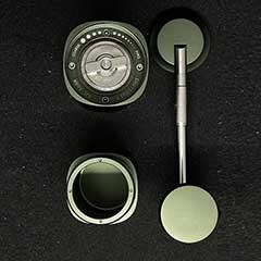 Timemore - Timemore Chestnut X Manuel Kahve Değirmeni, Safari Yeşili (1)